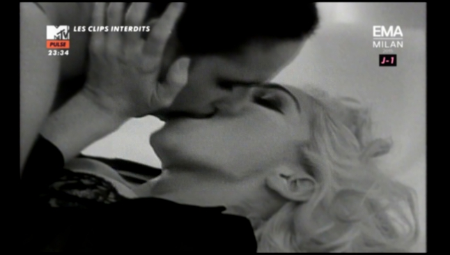 Madonna - Justify My Love MTV PULSE HD