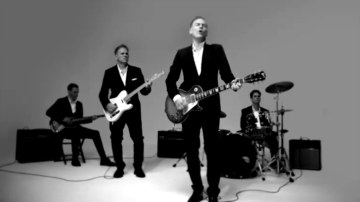 Bryan Adams -  Brand New Day