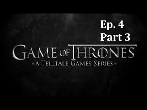 "Gundy Plays Game of Thrones - Episode 4 ""Sons Of Winter"" Part 3"