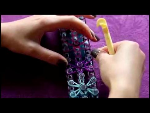 Как самому сплести браслет из резиночек - ItHour