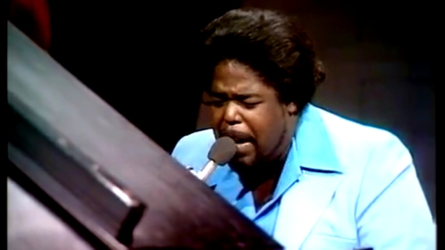 Barry White - Never Gonna Give You Up (short)