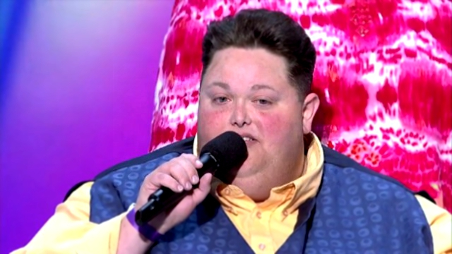 Freddie Combs - The Wind Beneath My Wings / The X Factor...