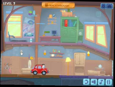 Wheely 7 Detective WALKTHROUGH Level 3