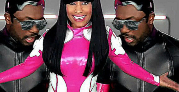 will.i.am & Nicki Minaj - Check It Out