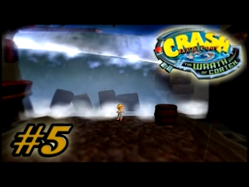 Прохождение Crash Bandicoot: The Wrath of Cortex - #5 - Цунами