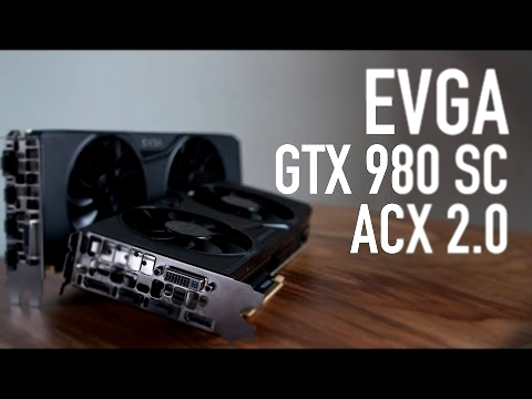 EVGA GeForce GTX 980 Superclocked ACX 2.0 Review & Benchmarks