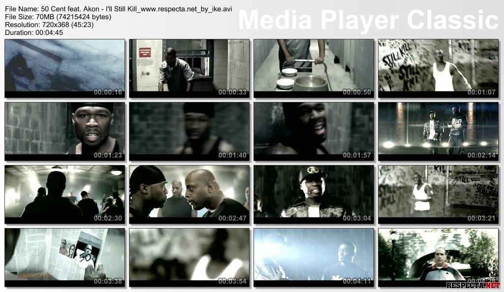 50 cent feat. Akon - I'll Still Kill[Музыка в Машину] http//vkontakte.ru/club15927929