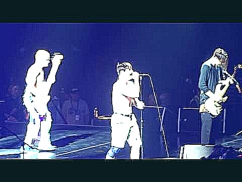 Red Hot Chili Peppers - SnowHey Oh /Praha 4.9.2016/
