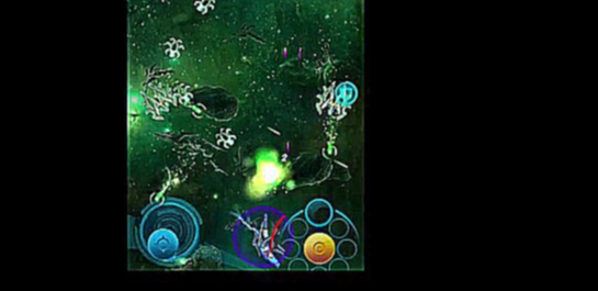 Odyssey: Alone against the whole space iPhone App Video