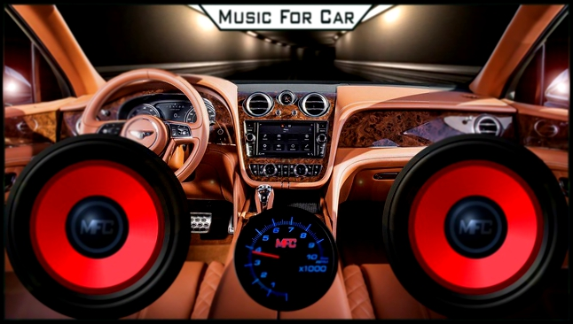 Tube - Future Of Mankind Bass MFC | Music For Car | Bass | Trap | EDM |