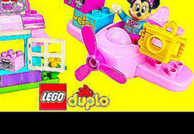 Minnie's Cafe Lego Duplo 10830 with Minnie Mouse