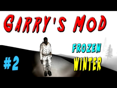 Garry's Mod Horror Map | Frozen Winter | А вот это конец !