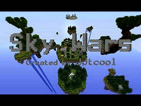 Minecraft Mini-Games Sky Wars 6# с Akella_Show