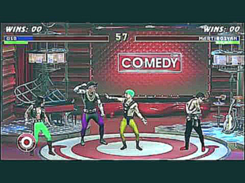 Computer game.mortal kombat. Comedy club.камеди клаб.USB-Наши игры.мортал комбат.USB здесь