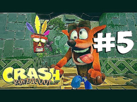Прохождение Crash Bandicoot Часть 5 в составе Crash Bandicoot N  Sane Trilogy PS4 Pro 1080p