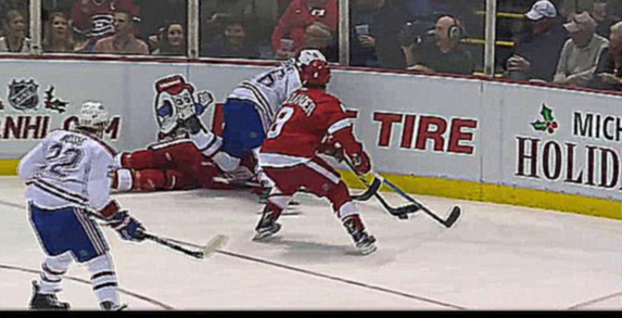 NHL 15/16. Montreal Canadians - Detroit Red Wings . 10.12.2015 | 1 тайм Детройт - Монреаль