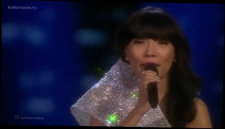 Финал конкурс Евровидение-2016  Dami Im - Sound Of Silence Australia  Grand Final  14 05 2016