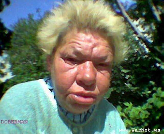 русские тёти фото