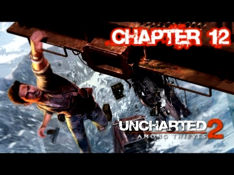Uncharted 2: Among Thieves Remastered - Chapter 12: A Train to Catch - HD Walkthrough