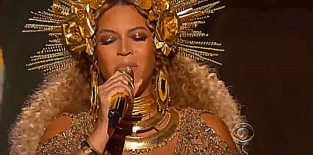 Beyonce LIVE at Grammy 2017 12 02 2017