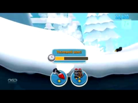Ski Safari 2 GamePlay HD Android / iOS by Sleepy Z Studios