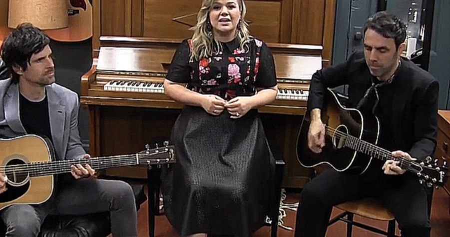Келли Кларксон /Kelly Clarkson - Piece by Piece (Acoustic)  02 03 2015