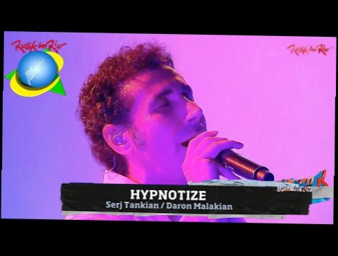 System Of A Down - Hypnotize live【Rock In Rio 2011 | 60fpsᴴᴰ】