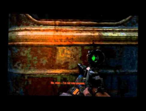 "Metro Last Light ""rape"" scene 1080p"