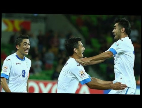 AFC Asian Cup 2015: Uzbekistan 3-1 Saudi Arabia | All goals HD