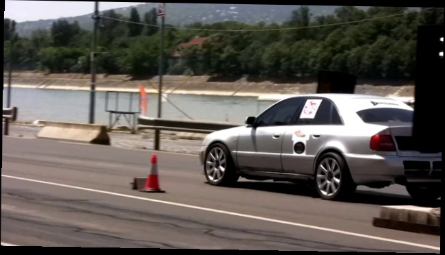 Audi A4 Biturbo Vs. Eagle Talon AWD Turbo