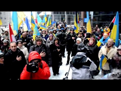 * БРАТ ЗА БРАТА * MARCH FOR OUR BROTHERS & SISTERS IN UKRAINE *