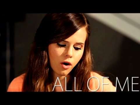 All of Me - John Legend Official Music Cover by Tiffany Alvord