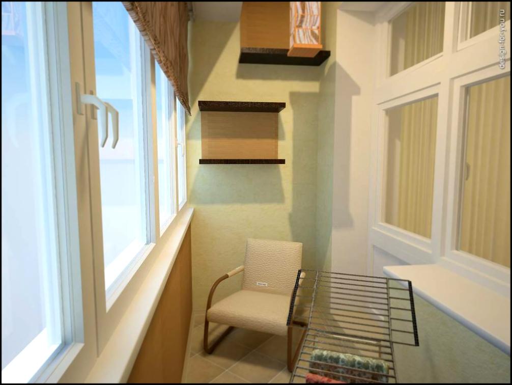 Ремонт на балконе своими руками фото варианты отделки 14