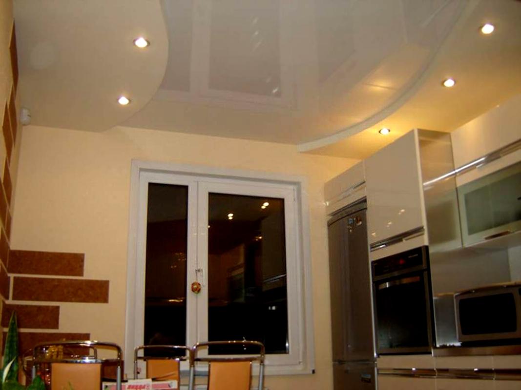Дизайн потолка в хрущёвке