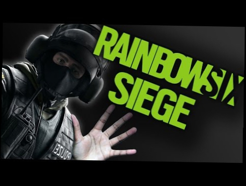 Rainbow Six Siege Hide & Seek and Russian Roulette | Siege Unfunny Moments