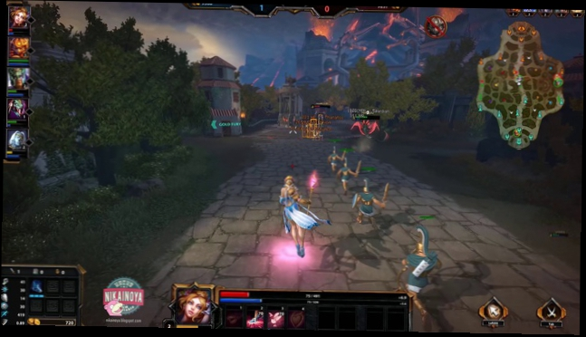 Smite чит & Smite Hacks & Cheats Aim, Magnit, Multi-Hack Smite Mod