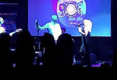 OneMore90s - 90s Party Cover Band - Barbie Girl - Aqua (Live 20/03/2015)