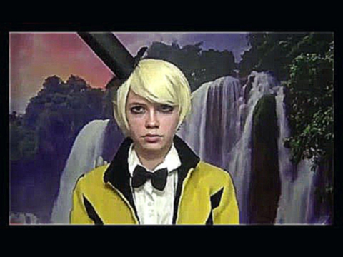 Bill Cipher cosplay Gravity Falls