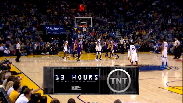 NBA Golden State Warriors - Los Angeles Lakers 14.01.16_2 h