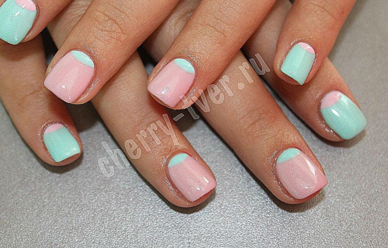 Дизайн ногтей для женщин в возрасте 50