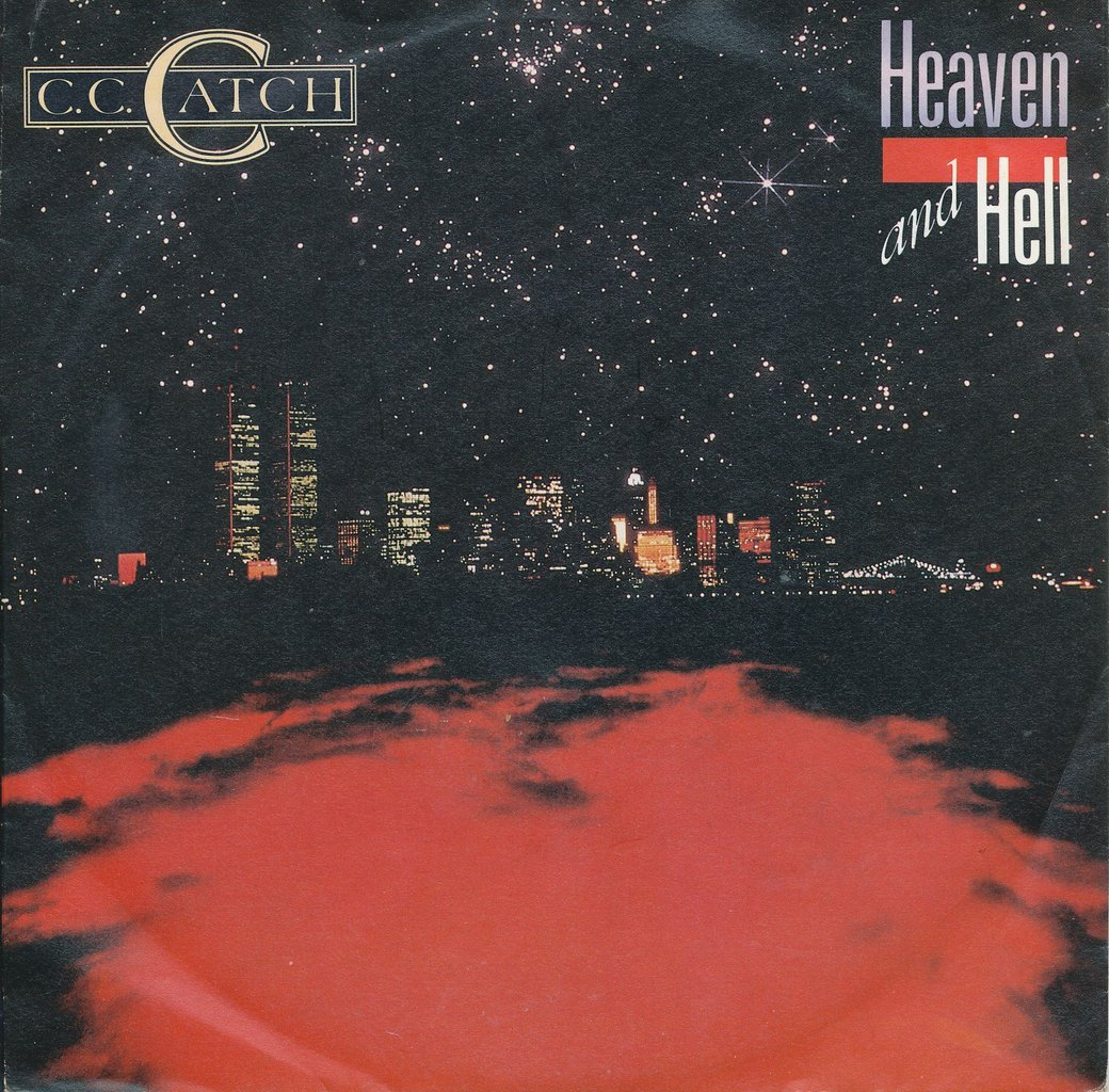 (Хиты 80-90-х) C.C.Catch - Heaven and hell