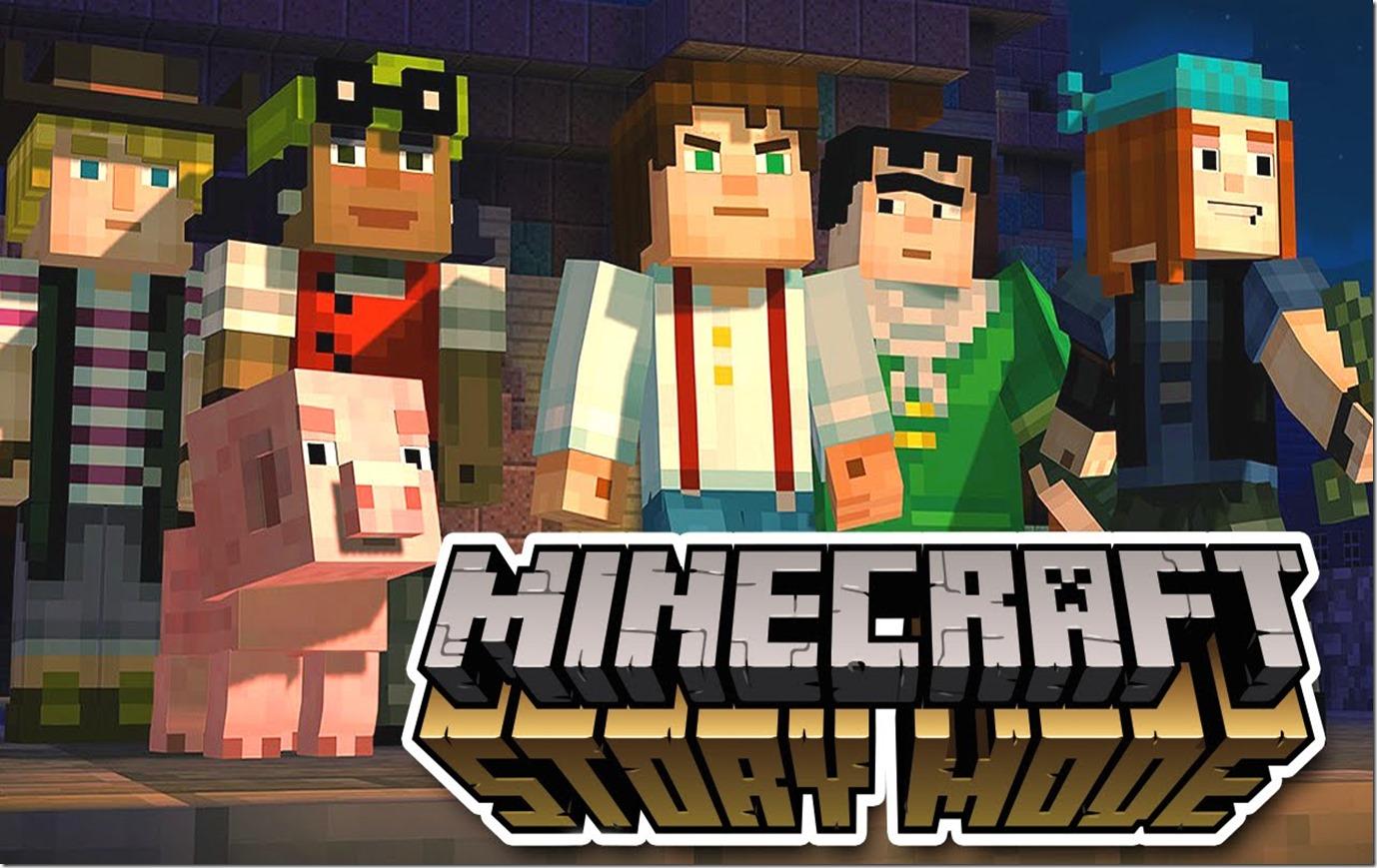 Скачать Minecraft: Story Mode 1.37 для Android