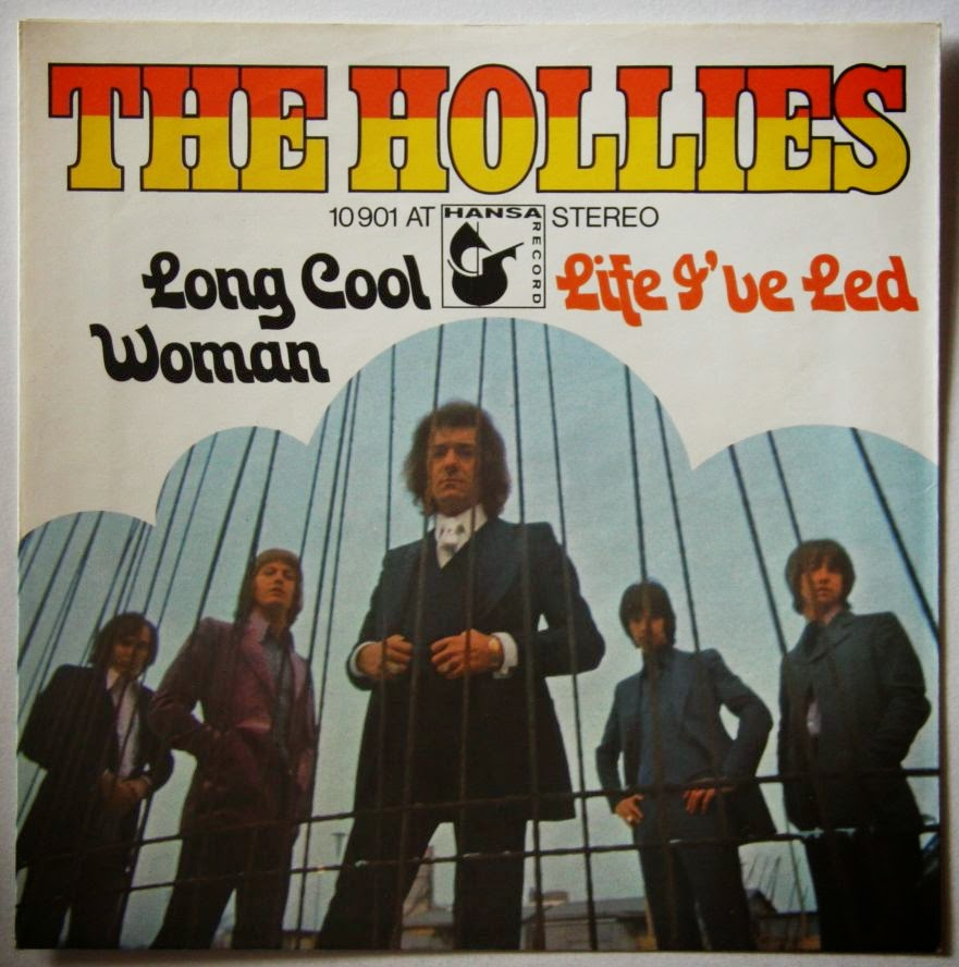The Hollies - Long Cool Woman in a Tall Black Dress  (OST The Lovely Bones)