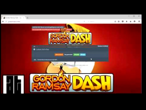 Gordon Ramsay Dash Hack - How To Add Gold In Minutes!