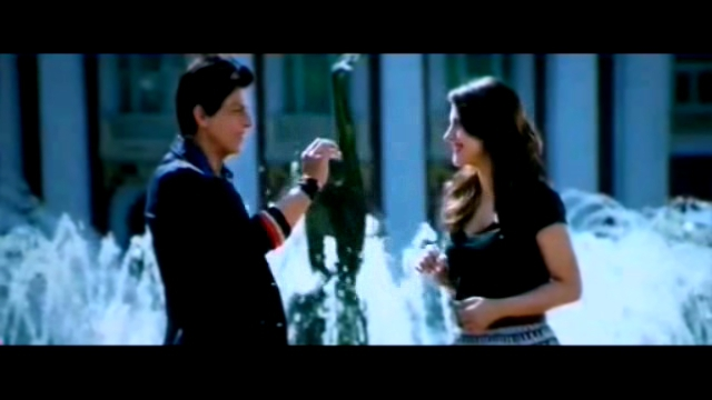 Драма - Dilwale / DDLJ - Shah Rukh Khan and Kajol