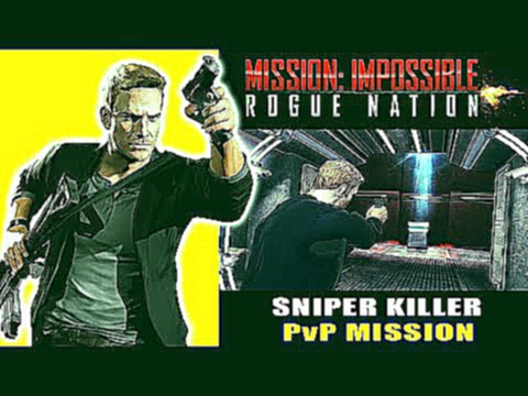 Mission Impossible Rogue Nation Glu Games : PvP Mission ios Gameplay