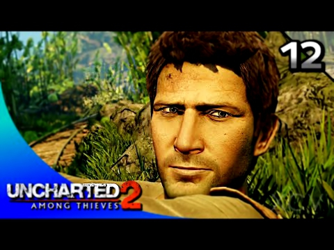 Uncharted 2: Among Thieves Remastered Walkthrough Part 12 · Chapter 12: A Train to Catch
