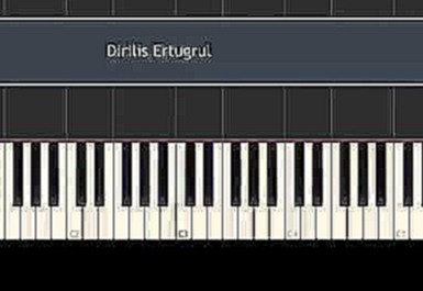 Diriliş 'Ertuğrul' -  Piano Tutorials by Live Music TV