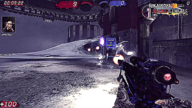 Unreal Tournament 4 Cheat, Aimbot, Unreal Tournament 3 Hacks, UT3 чит, No Recoil, ESP