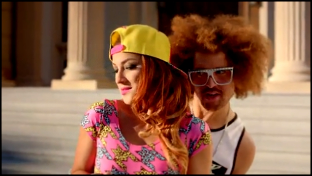 Redfoo - New Thang Official Video [LMFAO] HD http://vk.com/public53281593